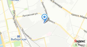 Проектная компания Стройинженерсервис на карте