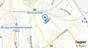 СПБ ГУП Пассажиравтотранс Филиал Автобусный парк №1 на карте