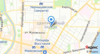 Санкт-Петербургский НИИ фтизиопульмонологии Патологоанатомическое отделение на карте