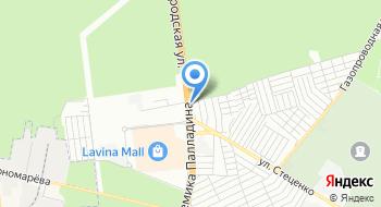 Интернет-магазин Аквамаг на карте