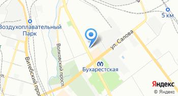 Магазин УмныеЭлементы на карте