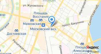 Детективное агентство Истина на карте