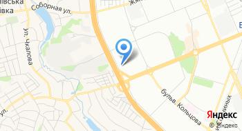 Спортивный клуб Дии на карте