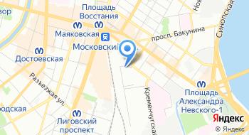 Интернет-магазин Kosmodisk.ru на карте