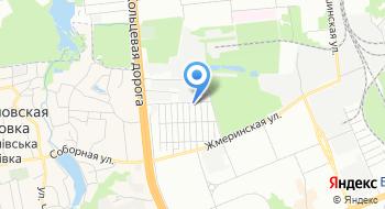 Торовая компания Топкамин Киев на карте