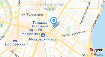 Петропол на карте