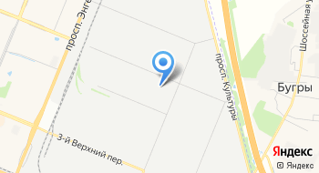 Зип Солод СПб на карте