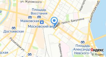СМУ-19 Метрострой на карте