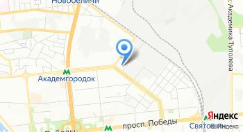 Пейнтбольный клуб Медведи на карте