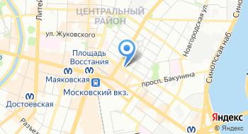 Комиссионный магазин New life на карте