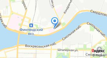 СПб ГБУЗ ЦПСиР на карте