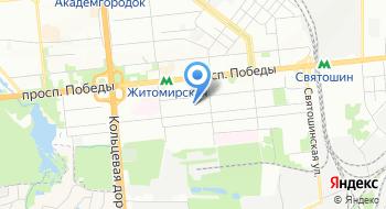 Первая национальная школа телевидения в Украине на карте