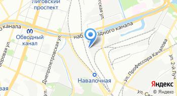 ГлавПожСнаб, офис на карте