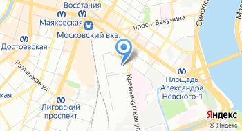 Что делать Консалт, Санкт-Петербург на карте