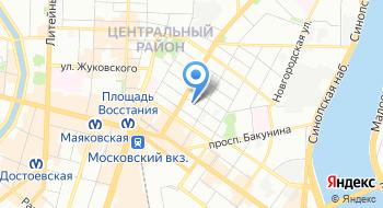 Салон эротического массажа Dgently на карте