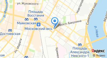 Интернет-магазин mlinza.ru на карте