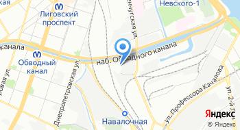 СмартКом на карте