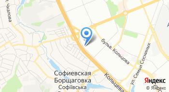 Сервисный центр Синтез на карте