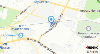 Аксель-север на карте