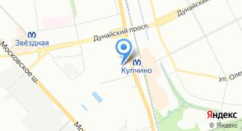Фонтаны АСВ Групп на карте