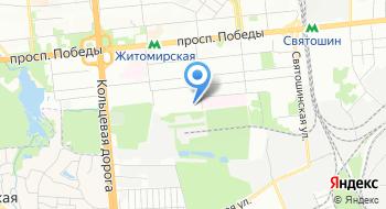 Психоневрологический Святошинский интернат на карте