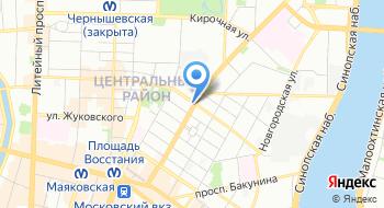 Петроторг на карте