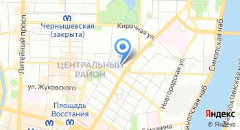 Научно-технический центр Флагман на карте