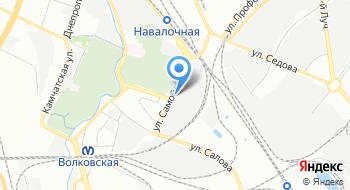 А. Т. О. М. на карте