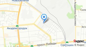 Компания Континент-профи на карте