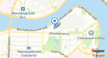 Санкт-Петербургское государственное казенное учреждение управление информационных технологий и связи на карте