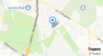 Компания ПромРесурс на карте