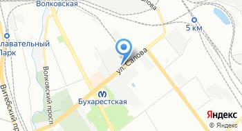 АвтоСпейс на карте