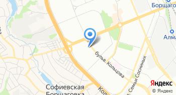 Компания Спецмонтажприбор на карте