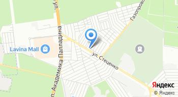 Компания Эс Кей Инжиниринг на карте