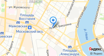 ГБУ Ло МФЦ на карте