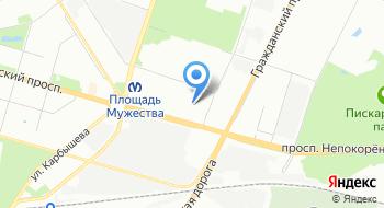 Медицинский центр Врач+ на карте