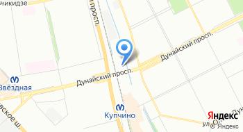 МВ-сервис на карте