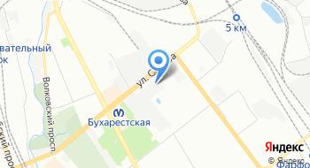 Ремонт АКПП в СПб на карте