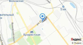 ОБ ДПС № 3 ГИБДД ГУ МВД России по СПб и Ло на карте