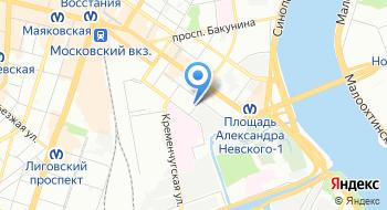 Центр гигиены и эпидемиологии, отдел радиационной гигиены на карте