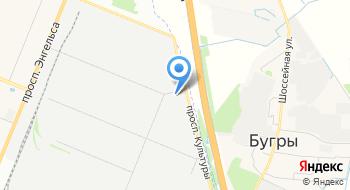 Аквакуб Сервис 24 на карте