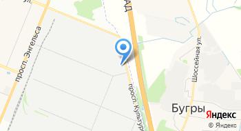 Русский Бейклс на карте