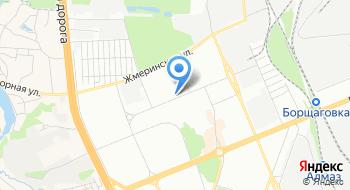 КП Проминь на карте