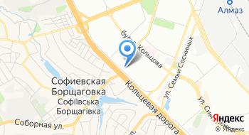 КСПринт на карте