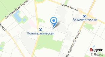 Фрактал на карте