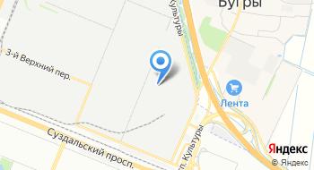 ПК ПлитСПБ на карте