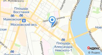 Центр торгов на карте
