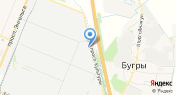Сервис шлангов на карте