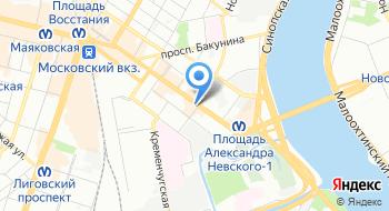 База отдыха Окунёвая, офис на карте
