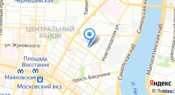 Творческая мастерская Патина на карте